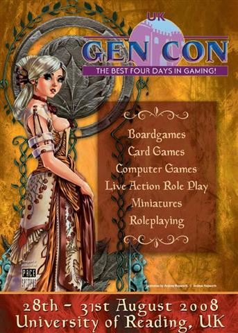 Gen Con UK 2008 advert final (Small) v1